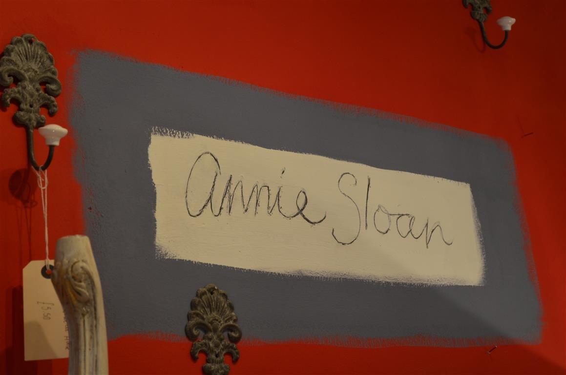 Annie Sloan üzlete Oxford
