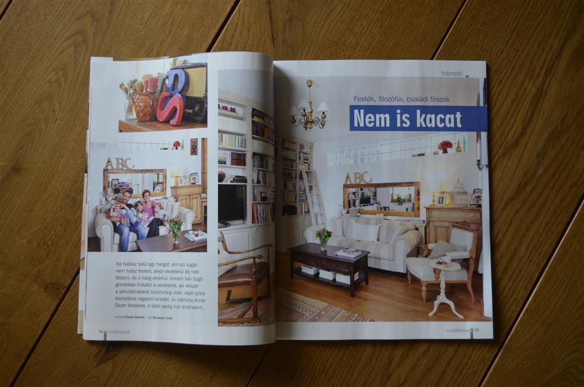 A Mi Otthonunk magazin